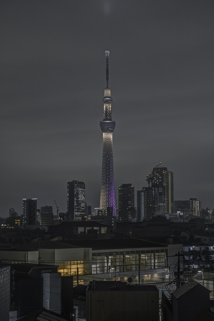 Tokyo skytree view from my office 2015 3 3nobiann